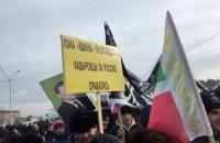 Навальный обратился в Следком РФ из-за митинга в Грозном