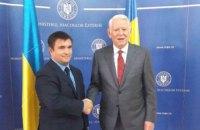Климкин и глава МИД Румынии проведут переговоры в Черновцах