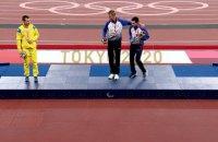 Український бігун Цвєтов відмовився фотографуватися з росіянами на Паралімпіаді-2020