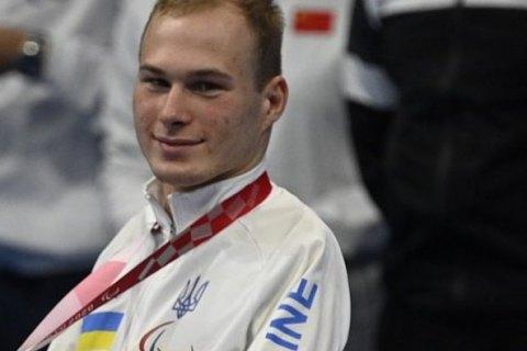 Украинец Остапченко собрал полный комплект наград Игр в Токио, став паралимпийским чемпионом