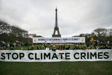 Сирия заявила о поддержке Парижского климатического соглашения