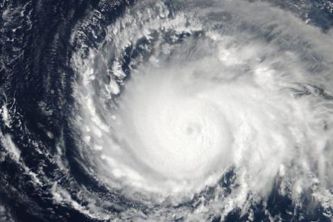 """На Португалію та Іспанію насувається потужний ураган """"Леслі"""""""