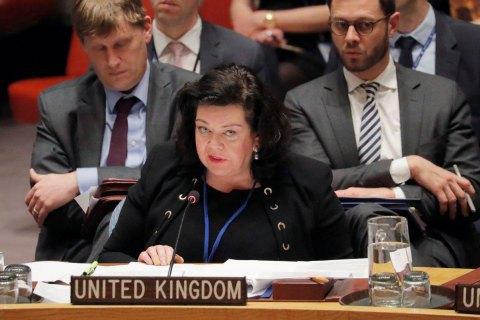 Британія закликала Росію припинити мілітаризацію Криму