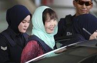 Другу засуджену за вбивство брата Кім Чен Ина відпустили через місяць після вироку