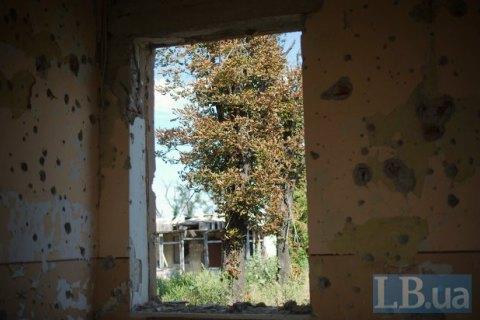 У результаті обстрілу з боку бойовиків загинув 1 військовий, 3 поранені