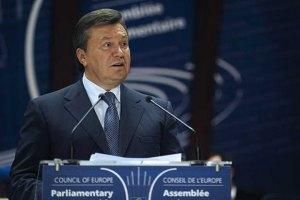 Янукович перепутал бюрократов с демократами