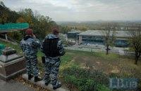 У дата-центрі під вертолітним майданчиком Януковича проводять обшук