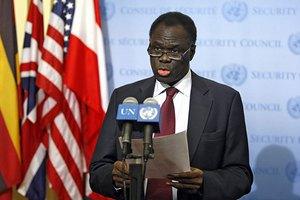 Временный президент Буркина-Фасо вернулся к исполнению своих обязанностей
