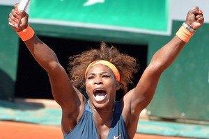 Серена Уильямс заработала рекордные $60 млн призовых