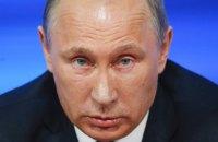 Путін підписав указ про російських миротворців у Нагірному Карабаху