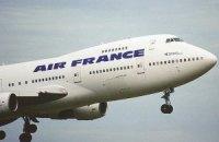 Пилоты Air France бастуют, отменено 20% рейсов авиакомпании