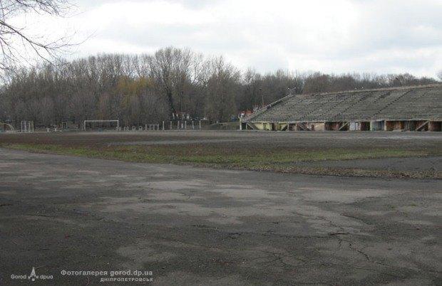 Стадіон до реконструкції