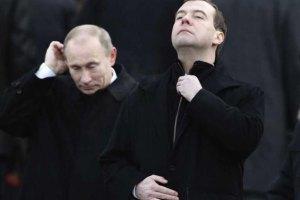 Медведев: отказ вручить Путину немецкую премию - трусость
