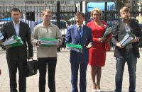 Реєстрацію партії Ляшка на виборах урятував двірник