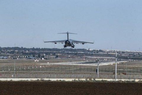 Німеччина почала перекидати свою авіацію вЙорданію через конфлікт зТуреччиною