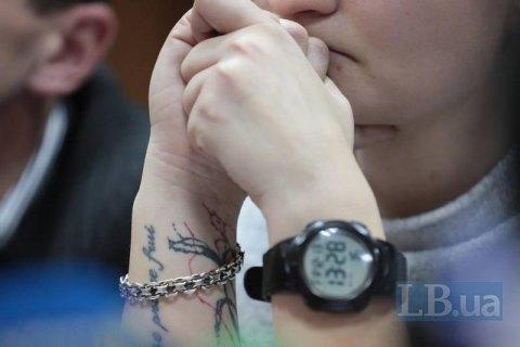 Адвокаты подозреваемой в убийстве Шеремета Дугарь заявили о фальсификации материалов дела