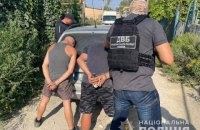 На Одещині затримали трьох чоловіків за крадіжки з нафтопереробного заводу