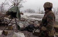 Боевики ударили з артиллерии по блокпостам в районе Гранитного