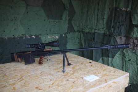 """""""Укроборонпром"""" поставит на конвейер новую снайперскую винтовку"""