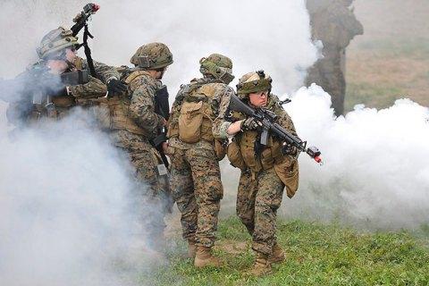 """2500 військових з 15 країн візьмуть участь у навчаннях """"Репід Трайдент-2017"""""""