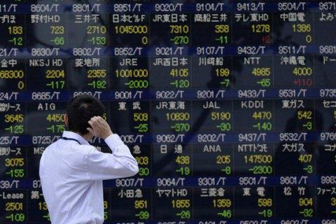 Американский индекс Dow Jones показал рекордное падение