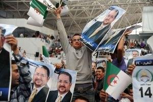 Партия власти победила на выборах в Алжире