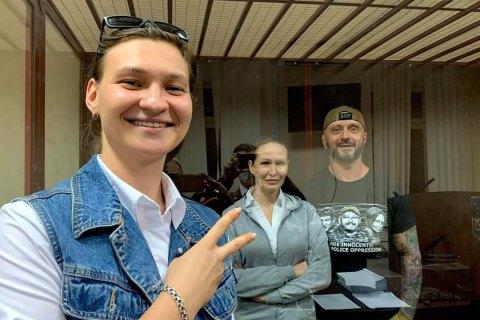 Печерський райсуд продовжив арешт Антоненку й Кузьменко на два місяці
