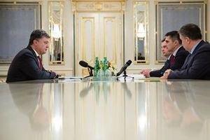 Порошенко потребовал наказать виновных в преступлениях против Майдана