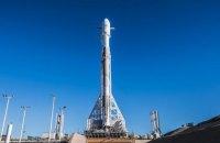 SpaceX запустила Falcon 9 з 10-ма апаратами для супутників нового покоління