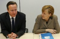 Меркель заявила про намір ЄС домагатися збереження Великобританії у складі блоку