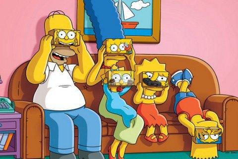 """Телекомпания Fox продлила """"Симпсонов"""" еще на два сезона"""