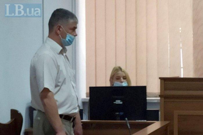Прокурор Микола Бозовуляк
