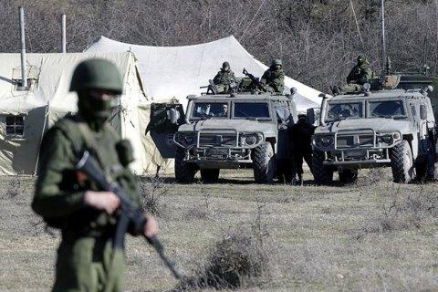 Кива: российские войска в Крыму приведены в боевую готовность