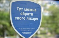 75% украинцев подписали декларации с семейным врачом, - соцопрос