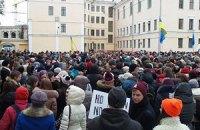 Студенты Киево-Могилянской академии объявили 4-дневную забастовку