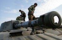 Боевики обстреляли позиции сил АТО из запрещенного оружия