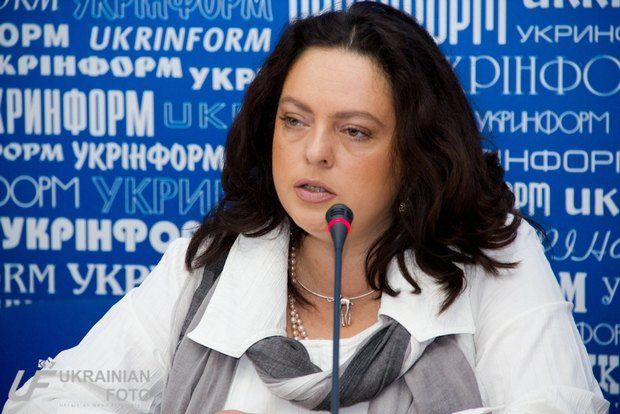Голова Держкіно Катерина Копилова