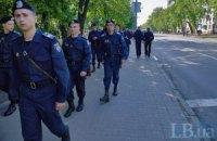 Милиция не зафиксировала нарушений в День Победы в Киеве