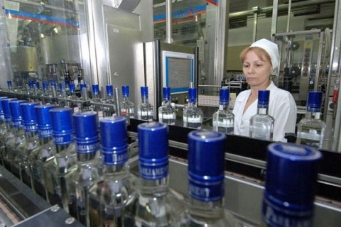 Украинские спиртзаводы приостановят работу в связи с аудитом