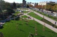 Подарок мецената Бумбураса: в Мариуполе появилась Греческая площадь
