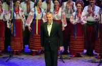 """Керівник хору імені Верьовки готовий звільнитися, """"щоб не нашкодити колективу"""""""