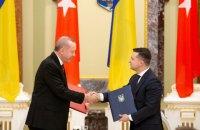 Зеленський заявив про новий рівень відносин між Україною і Туреччиною