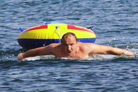 Плавець-марафонець Софяник відмовився повертатися до Криму через загрозу арешту