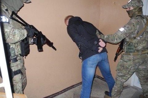 В Луцке СБУ задержала организатора фейковых акций протеста на западе Украины