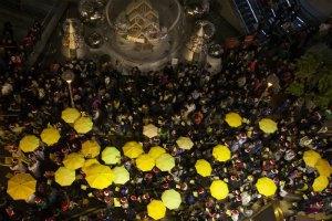 У Гонконгу затримано 37 демонстрантів