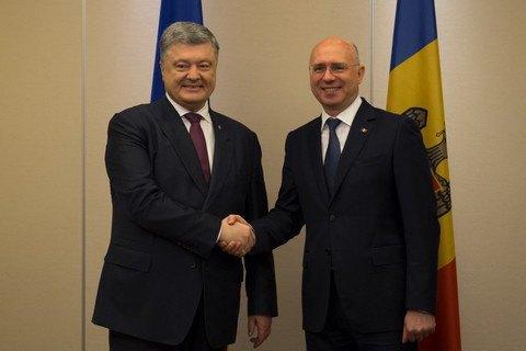 Україна завершила ратифікацію договору з Молдовою про спільний прикордонний контроль
