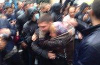 Міліція відпускає затриманих проросійських активістів в Одесі (оновлено)