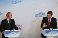 Баррозу - Путину: СА Украины и ЕС может быть изменено только Киевом и Брюсселем