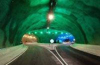 На Фарерских островах построили тоннель с автомобильной развязкой на дне океана