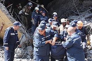 Авария на шахте в Макеевке оказалась уникальной для Европы